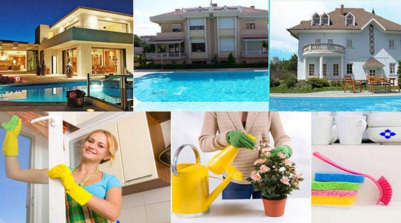 Villa Havuz Ve Yazlık Temizliği