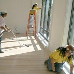 inşaat temizliği şirketi